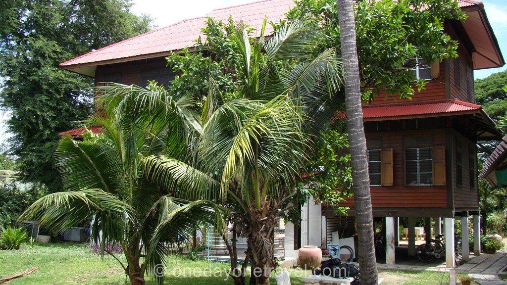 Ayutthaya Thaïlande Baan Lotus Blog Voyage OneDayOneTravel