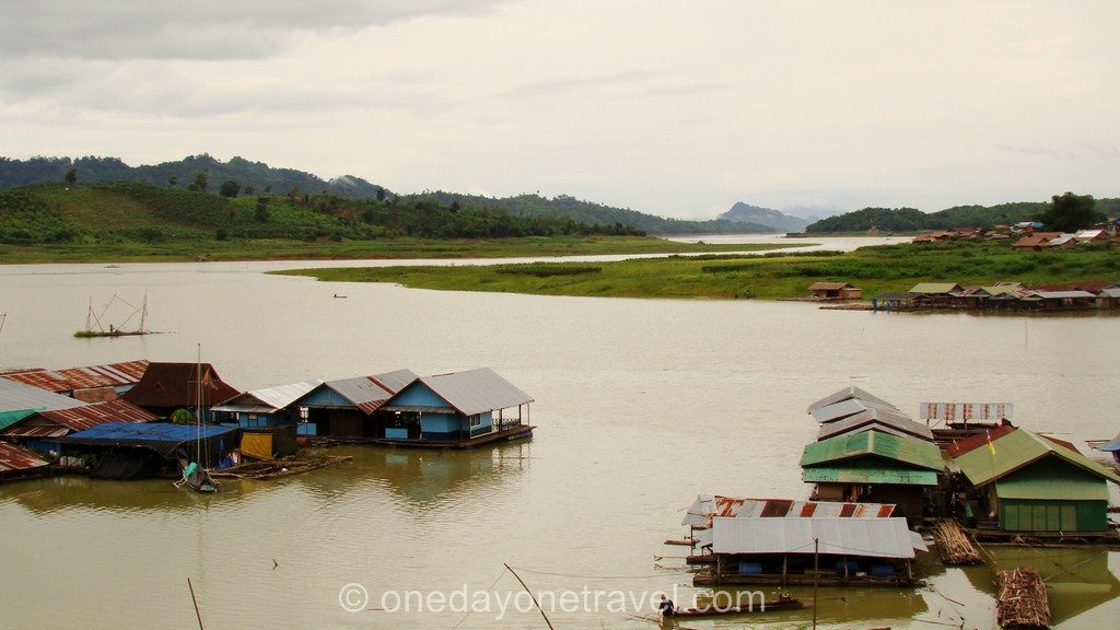 Sangklaburi Thaïlande frontière birmane Blog Voyage OneDayOneTravel