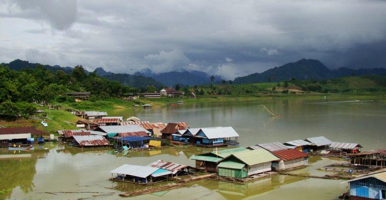 Sangklaburi Thaïlande village flottant Blog Voyage OneDayOneTravel