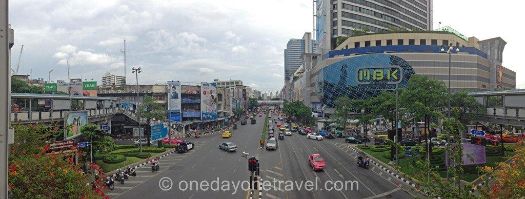 MBK Bangkok centre commercial