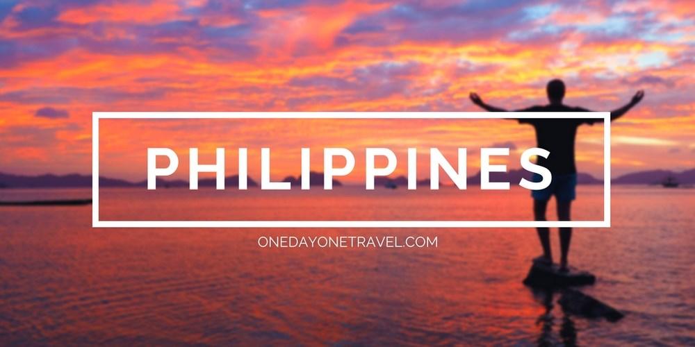 Voyage aux Philippines itineraire voyage bog voyage