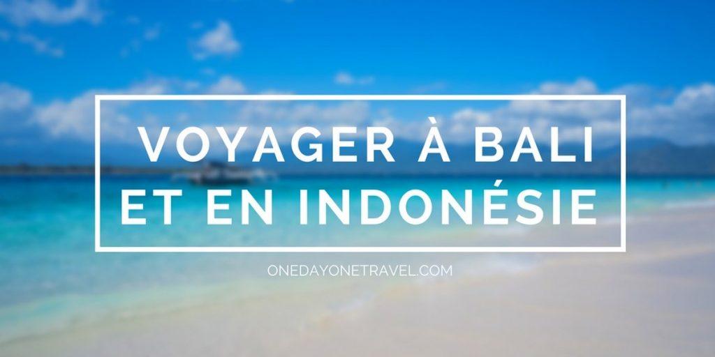 conseils voyager à bali indonesie blog voyage