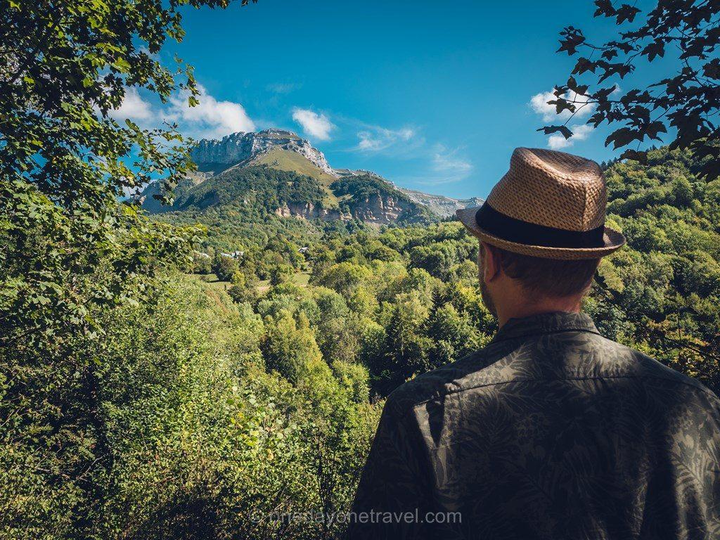 La Féclaz séjour dans les Alpes