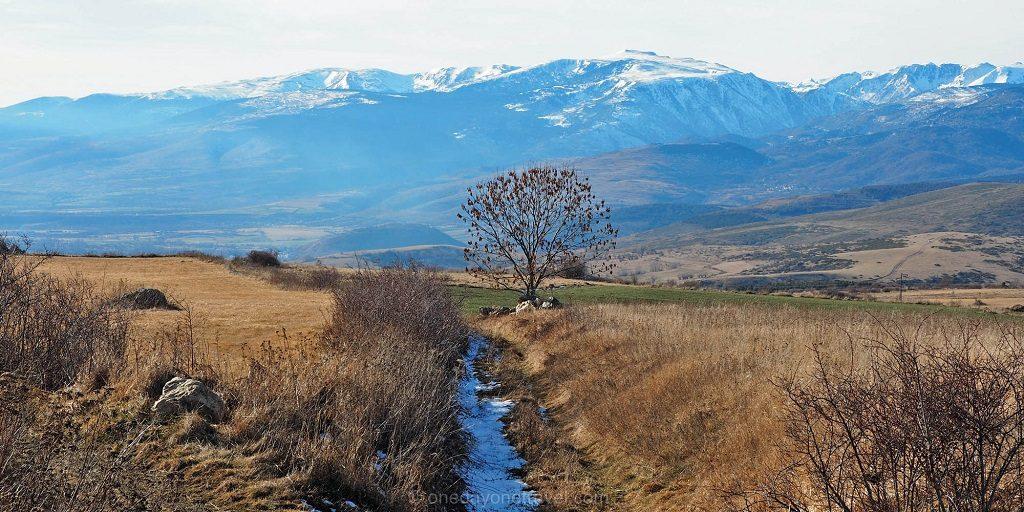 randonnée nature pyrenees orientales