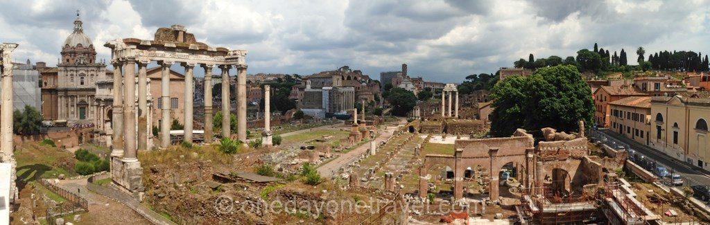 Visiter Rome et son Forum - Blog Voyage