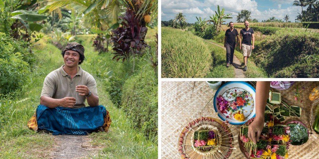 Voyager à Bali avec agence locale