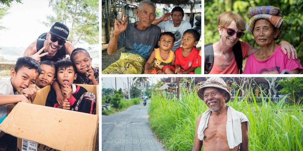 Rencontres voyage Bali Indonésie