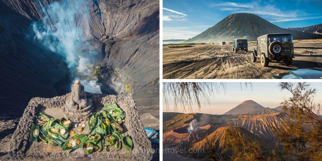 Java Volcans en Indonésie blog voyage