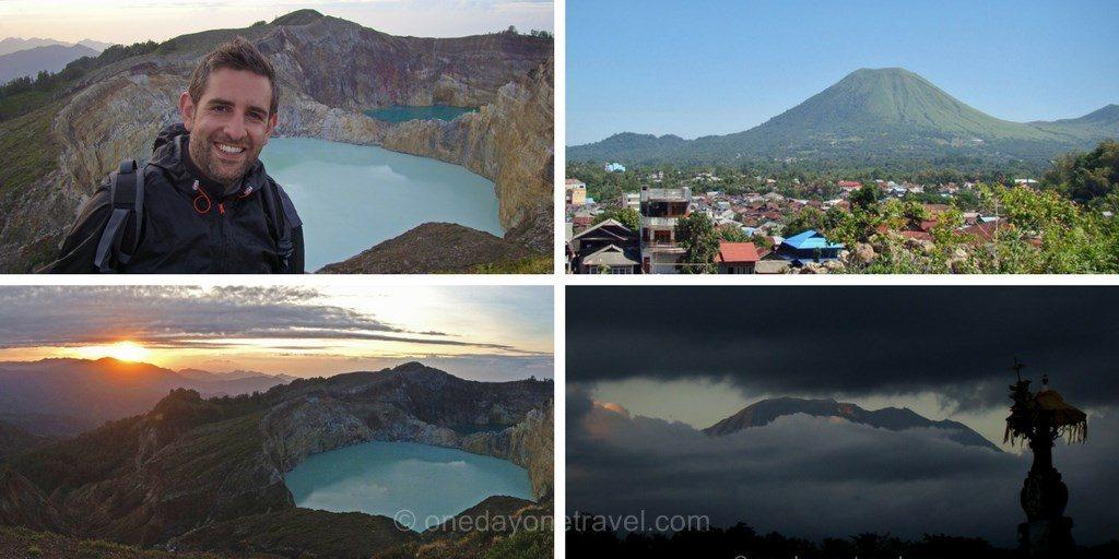 Volcans en Indonésie blog voyage