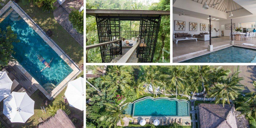 Hoel et villa de rêve à Bali et Indonésie