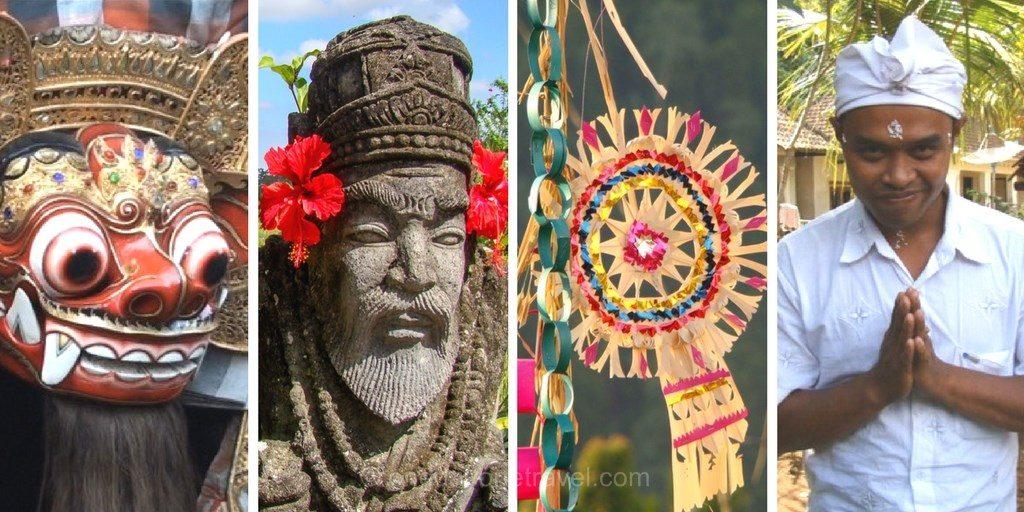 Voyager en Indonésie culture balinaise