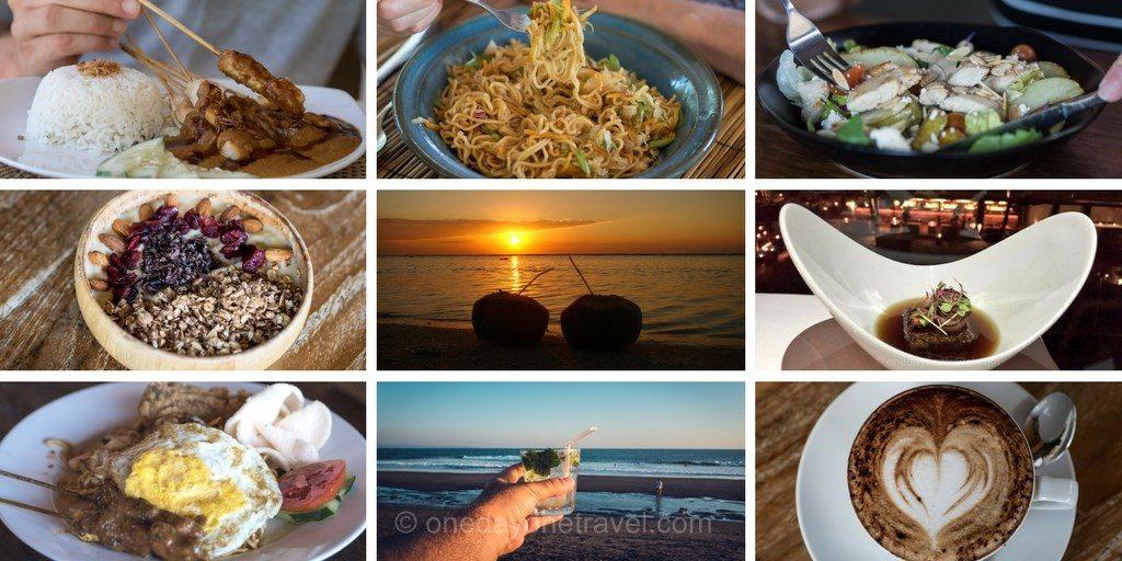Quoi manger à bali Voyage en Indonésie