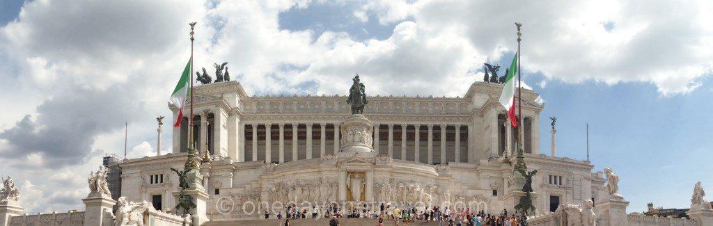 Visiter Rome et le Capitole