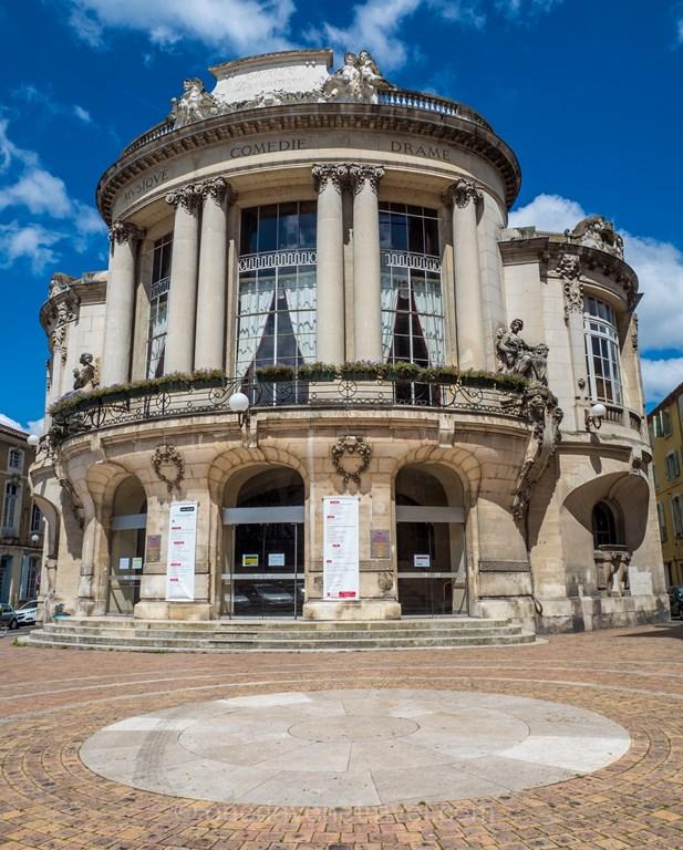 Agen théâtre municipal Ducourneau