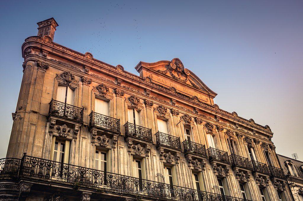 Agen façades
