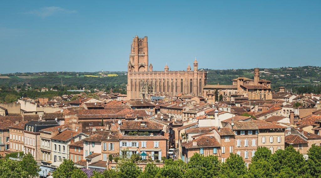 Albi cathédrale visiter le Tarn