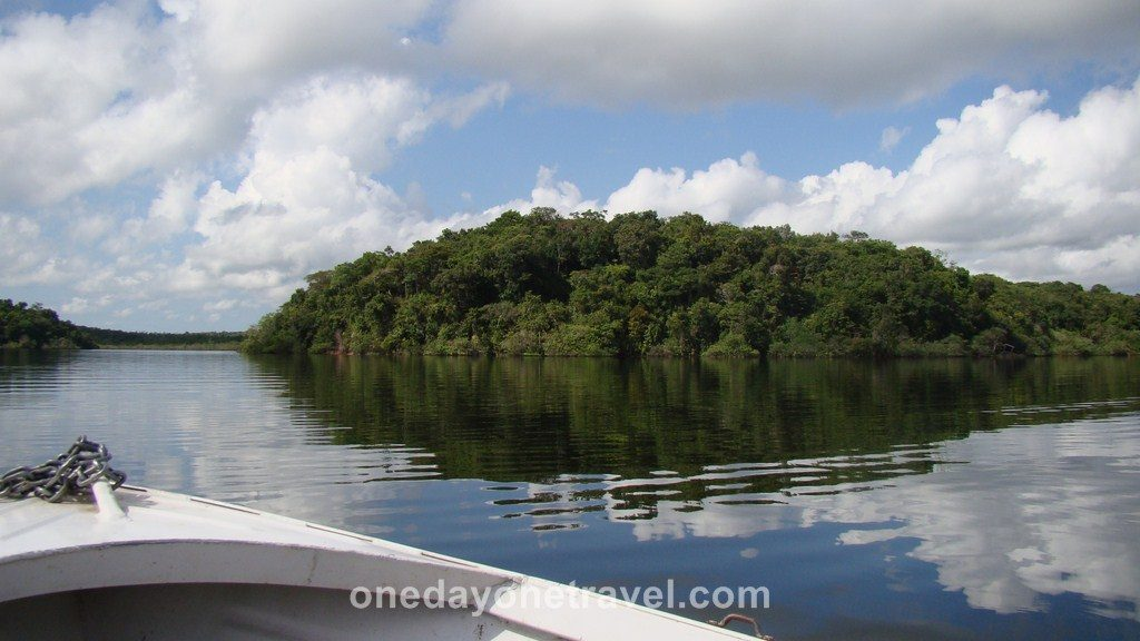 Alter Do Chao Amazonie Brésil blog voyage
