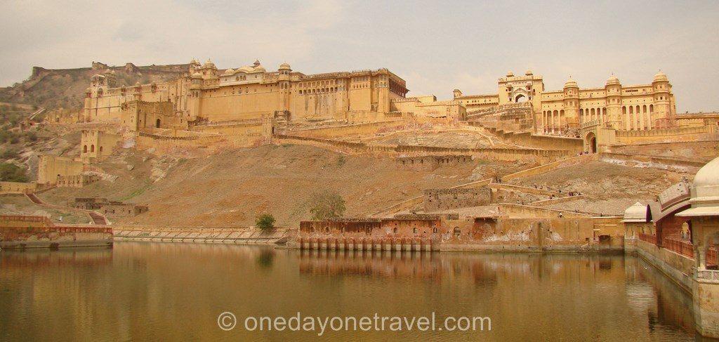 Ambert fort jaipur blog voyage 01