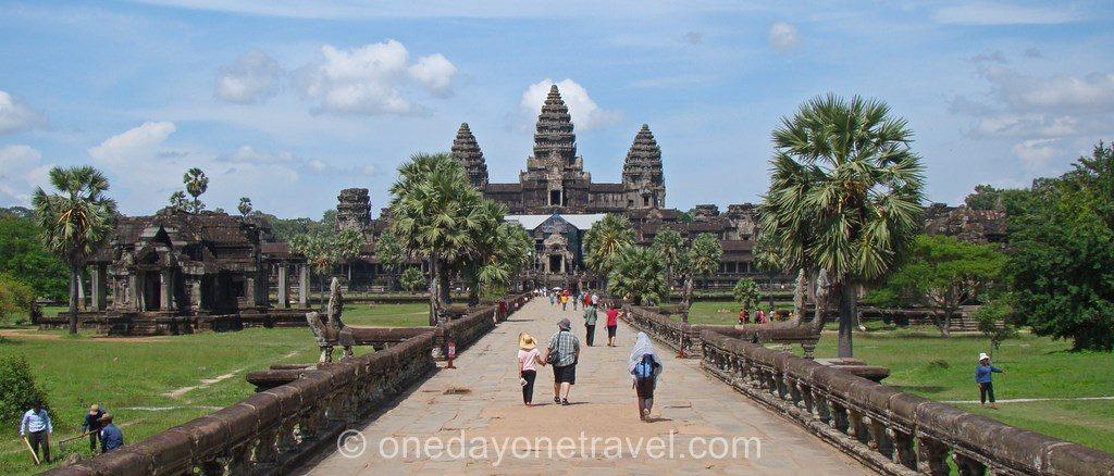 Angkor Vat blog voyage Angkor Cambodge