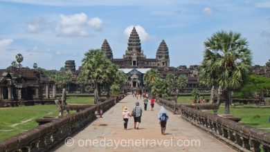 Photo of Guide voyage pour visiter le temple d'Angkor Vat au Cambodge