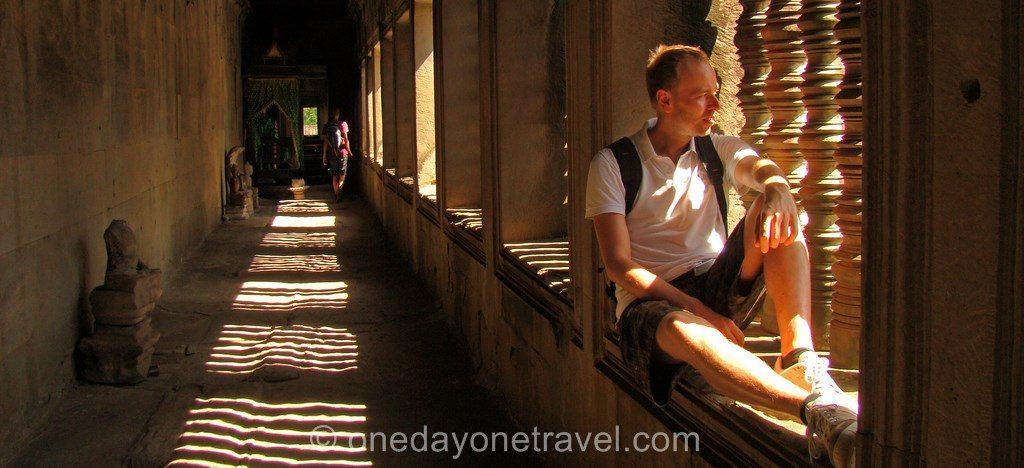 Angkor Vat blog voyage Richard