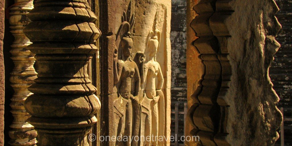 Angkor Vat blog voyage Cambodge