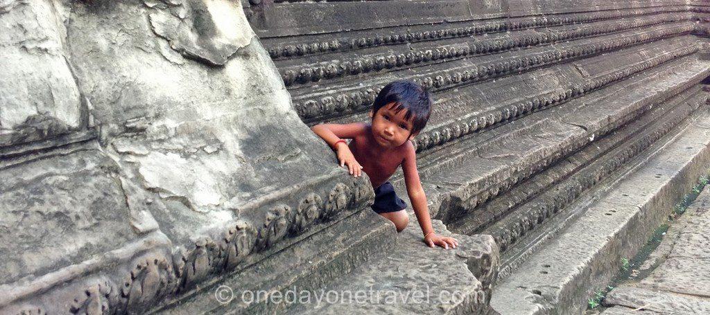 où partir en voyage en novembre Cambodge