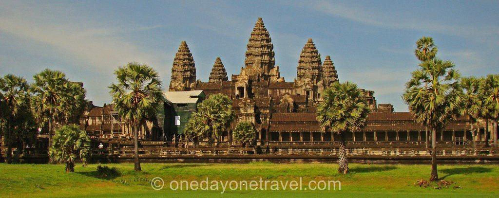 Angkor Vat temple merveille du Monde