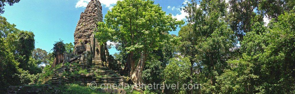 Angkor temple Parc Cambodge