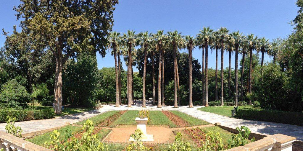 Visiter Athènes Jardin National