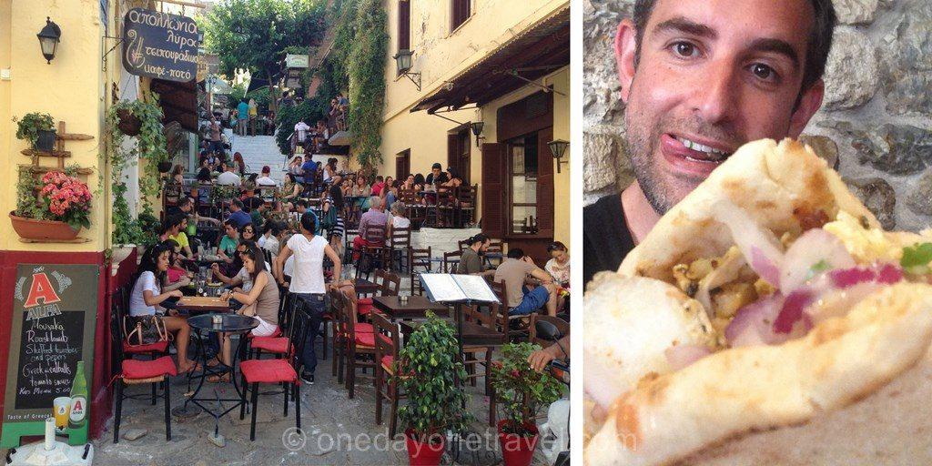 Visiter Athènes Plaka Pyta