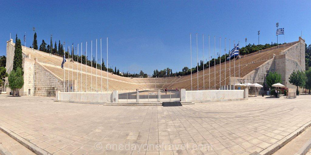 Visiter Athènes Stade Olympique