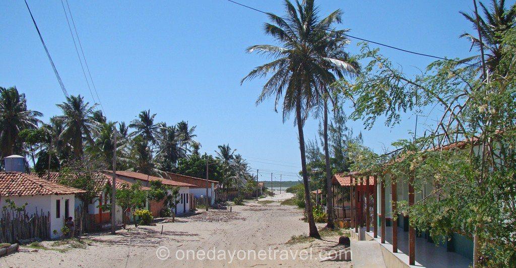 Atins Lençois bresil voyage village