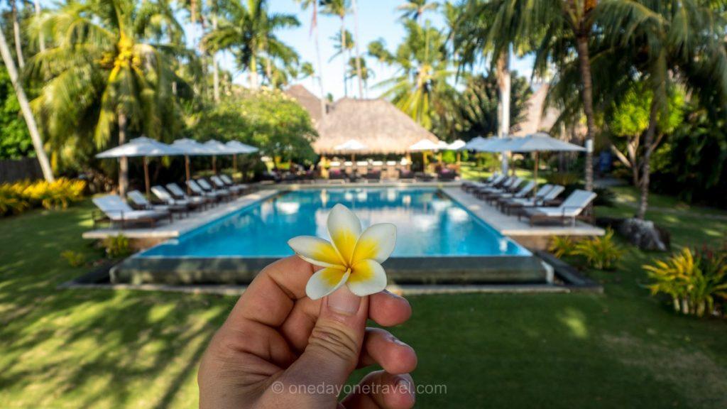 Atmosphere Resort Negros island piscine