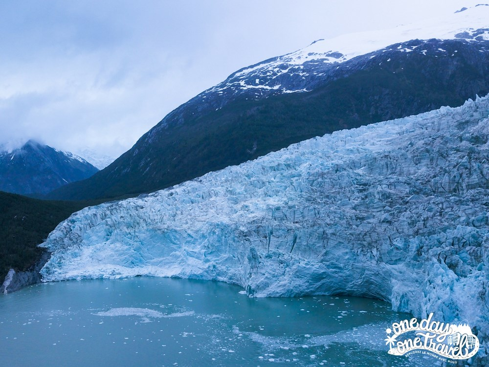 Australis croisière Patagonie glacier Pia