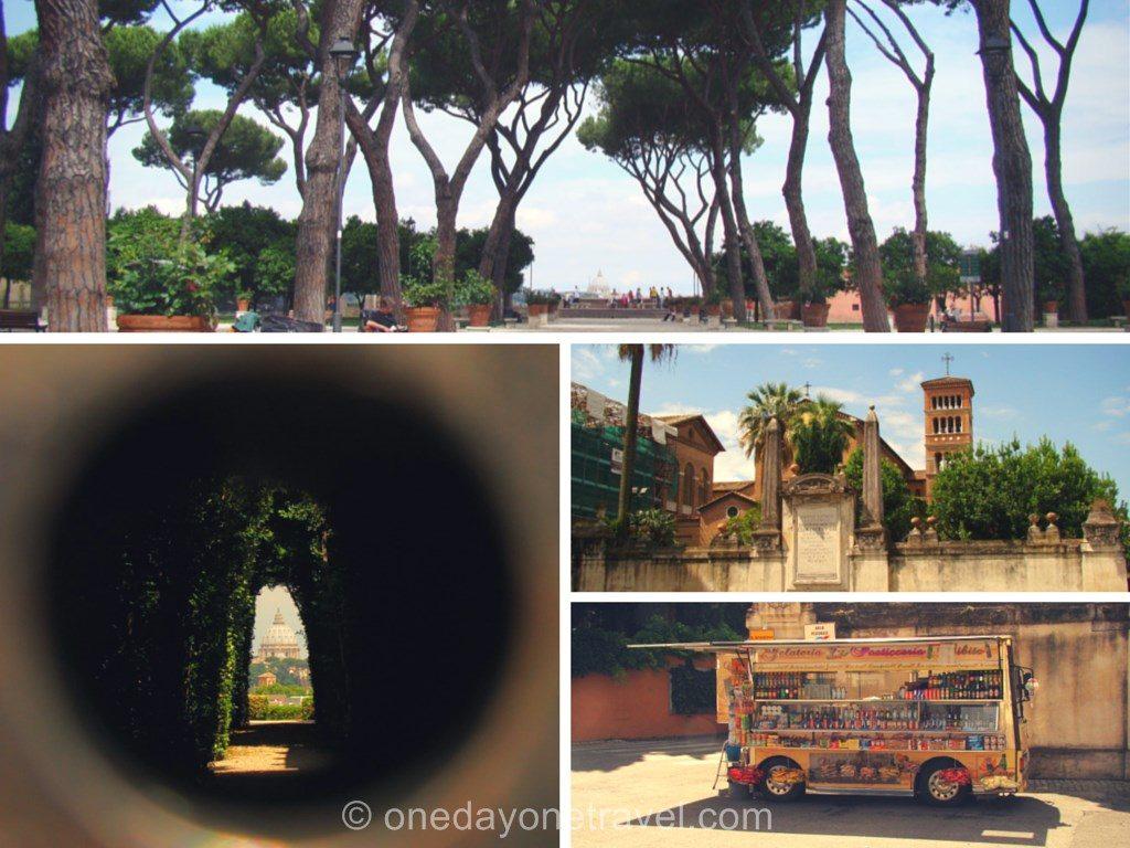 Aventino Italie Rome Blog voyage