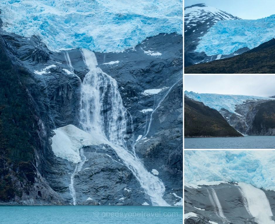 Avenue des glaciers Croisière Australis