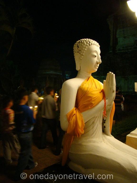 Ayutthaya Expérience insolite Thailande