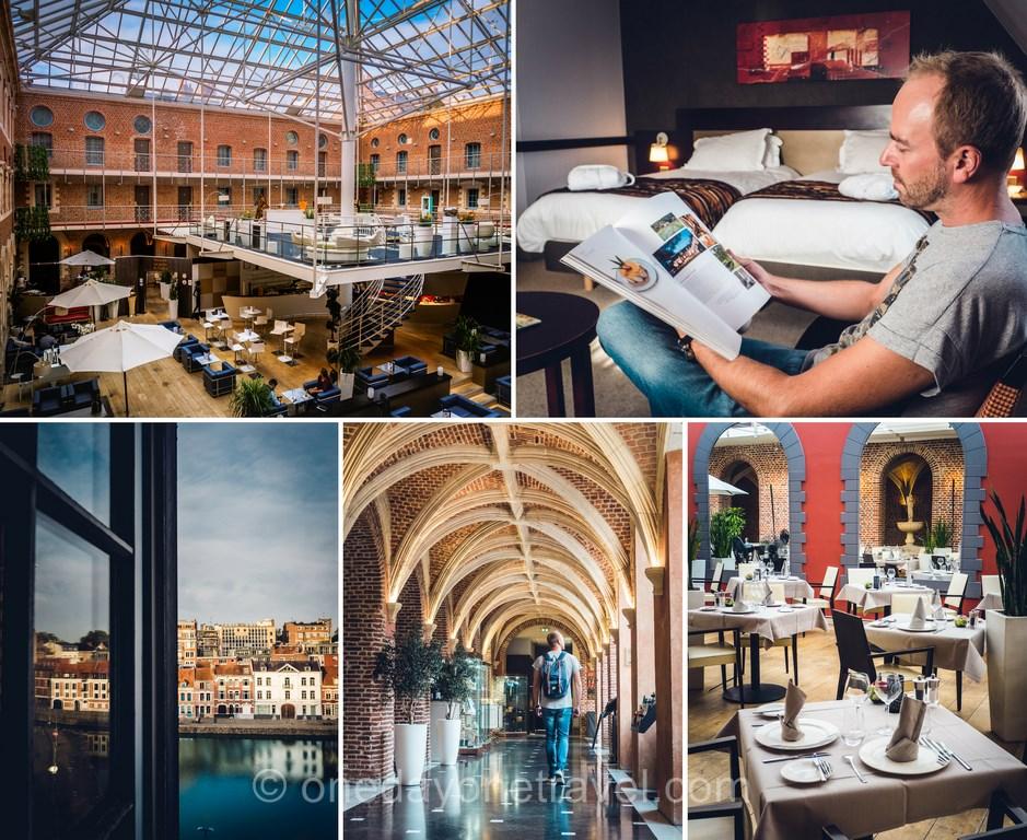Couvent des minimes hotel Lille blog voyage OneDayOneTravel