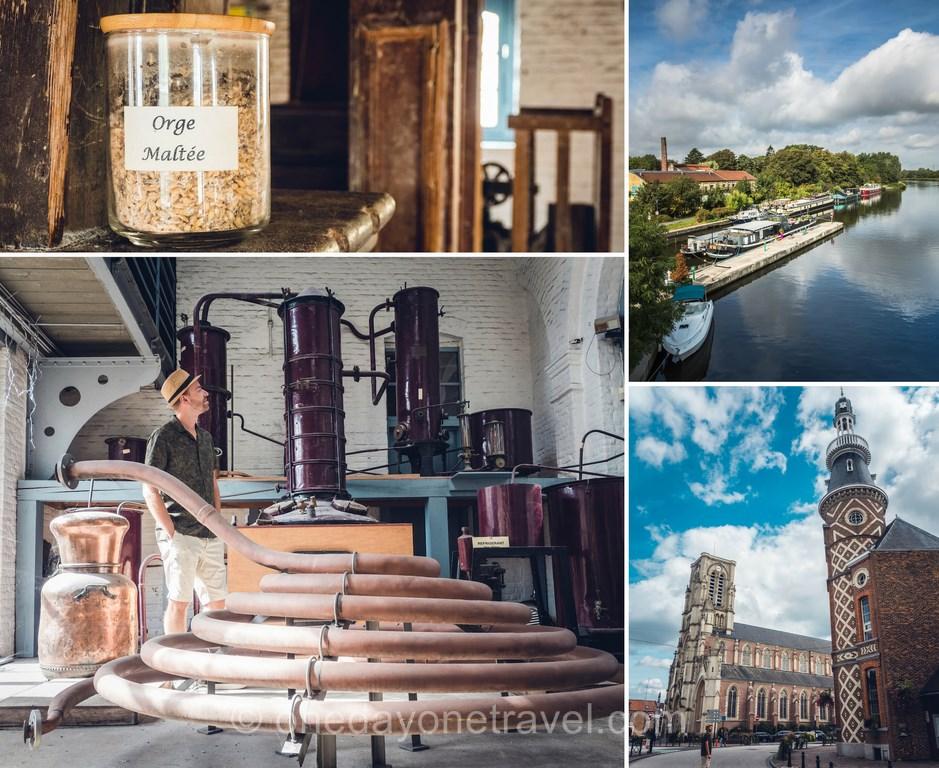 Visite de distillerie