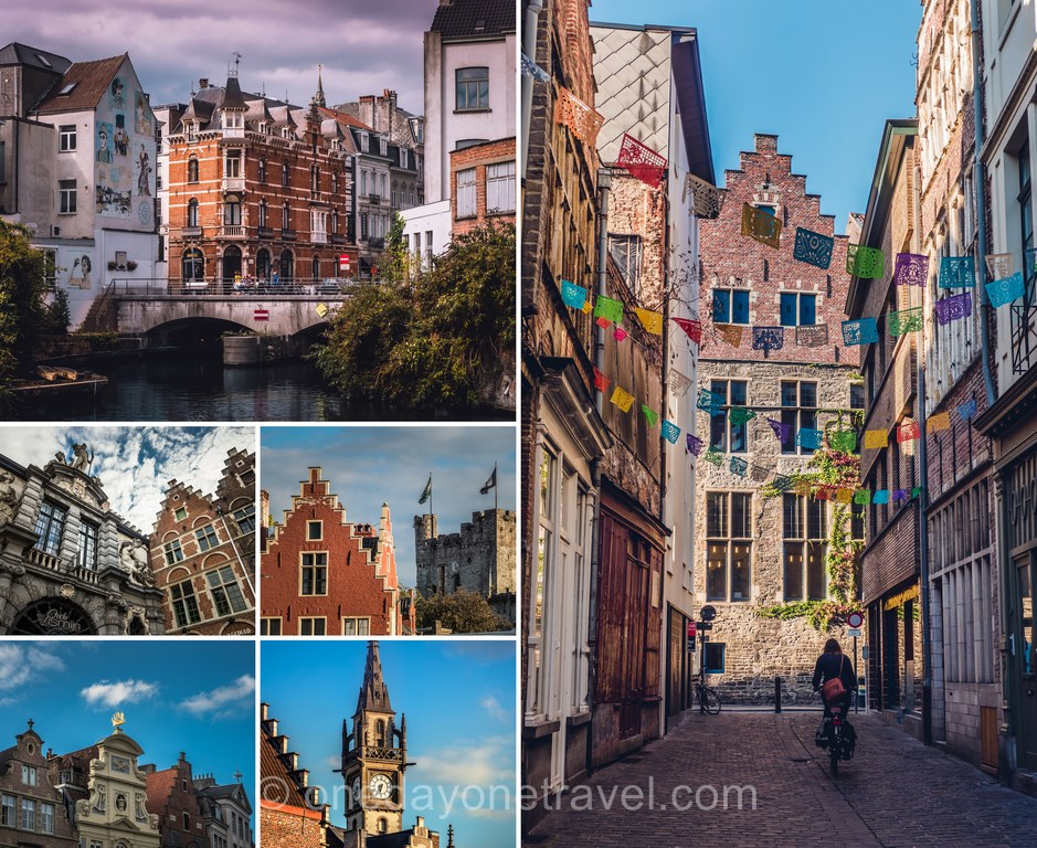 Ghent City Guide blog voyage
