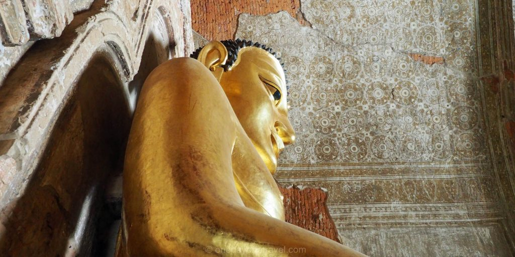 Bagan bouddha