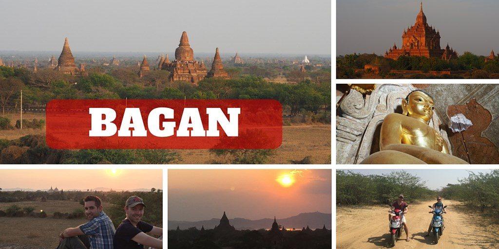 Bagan voyage Myanmar itineraire birmanie