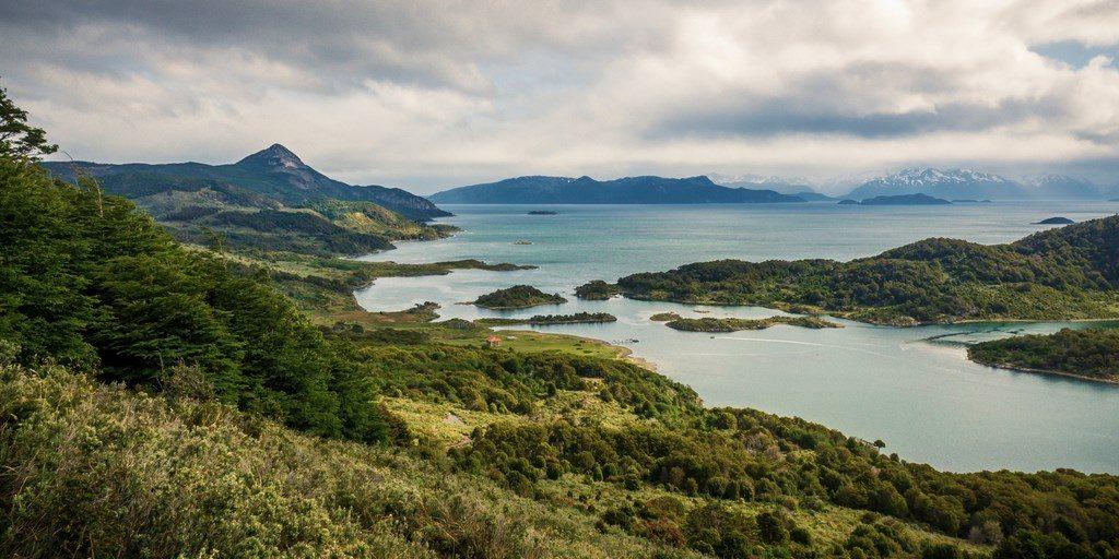 Baie Wulaia Patagonnie Croisière Terre de Feu