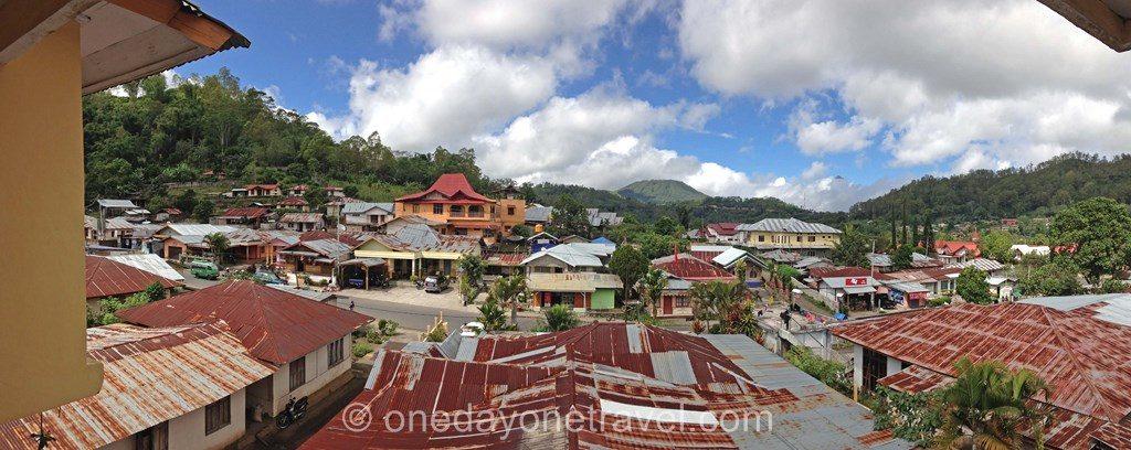 Bajawa Flores blog voyage