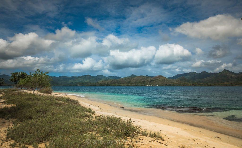 plage Gili Asahan Indonésie