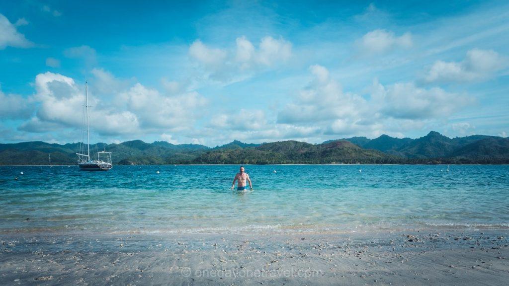 Gili Asahan Bali Lombok plage Richard