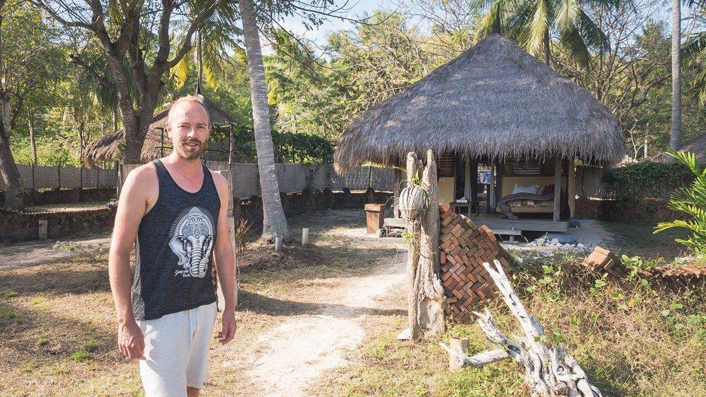 Ecolodge Gili Asahan Indonésie Richard