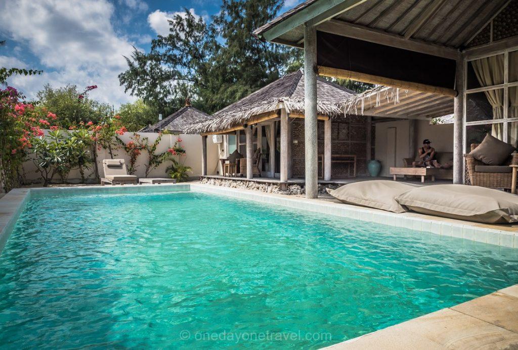 Villa Avia Gili meno Indonésie