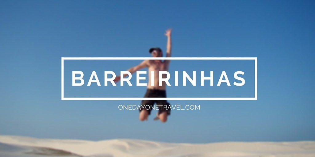 Barreirinhas Brésil Blog Voyage